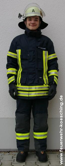 Feuerwehr Schutzanzüge